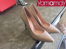 scarpe decoltè gioiello cerimonia Yamamay cipria  shoes scarpa 36-37-38-39-40-41