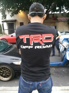 OFF ROAD HOODIE TRD TOYOTA RACING DEVELOPMENT//FREE KEY CHAIN /& FREE STICKERS XL
