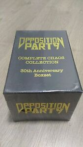 OPPOSITION-PARTY-Complete-Chaos-Collection-30th-Anniversary-Boxset-with-gift