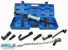 13pc Dent Puller 10lb Slide Hammer Universal Tool Kit Car Body Repair Tool Set