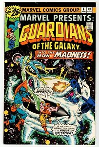 Galactic Guardians #4 in VF condition Marvel comics