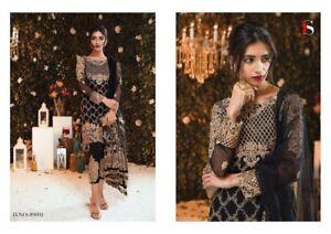 Designer indiano Shalwar Kameez etnico pakistano Bollywood Salwar T1nWqTrx