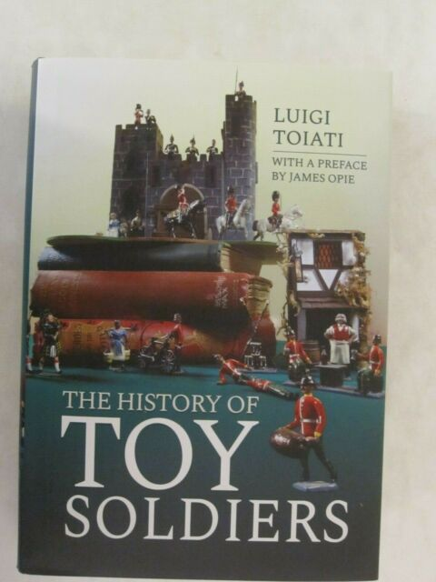 The History of Toy Soldiers - 600 color illustrations, 640 page book