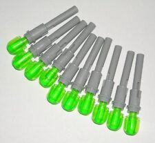 LEGO 10 Technic Mindstorms Flick Missiles Rocket Bomb Weapons EVO XL 44022