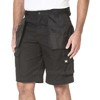 Caterpillar Shorts Men Cat Trademark Shorts Pant 12 Inseam Cargo Tool Pockets