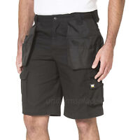 Caterpillar Shorts Men Cat Trademark Shorts Pant 12 Inseam Cargo Tool Pockets