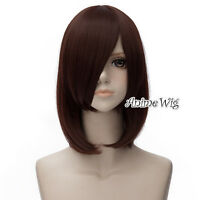 Anime Nana Komatsu Nana 45cm Medium Long Brown Girls Fashion Cosplay Hair Wig