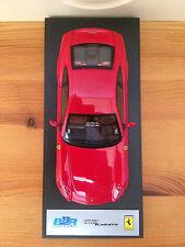 BBR Models 156D - 1:43 Scale - Ferrari 612 Scagletti - Red - 2003