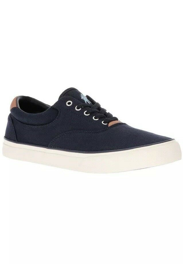 Ralph Lauren Thoton II Textile Casual Low-top RLite Cushioning Mens shoes
