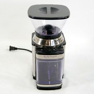 Cuisinart-Supreme-Grind-Automatic-Burr-Mill-Coffee-Grinder-CCM-16-Black-amp-Chrome
