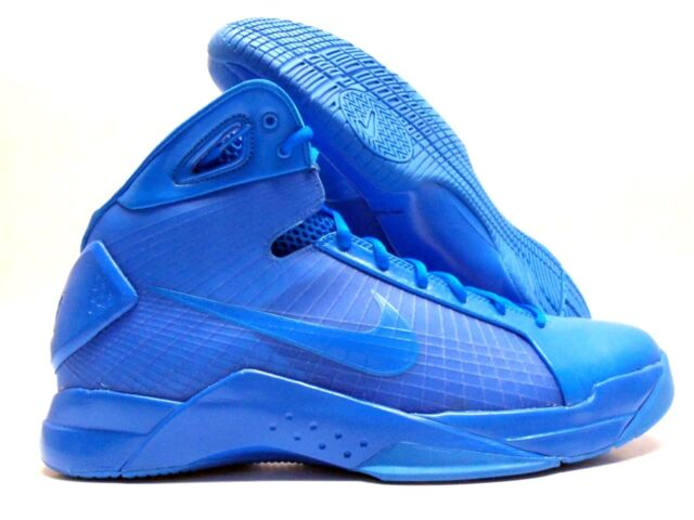 1b009c405863 Nike Hyperdunk 08 Retro Men Basketball Lifestyle Shoes 2016 Blue ...