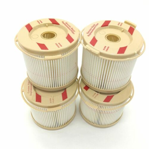 4PCS LOT Separator Element RACOR 2010PM 30 MICRON Replacement Return Filter