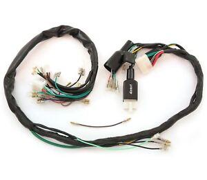main wiring harness 32100 404 670 honda cb550k cb550 1977 1978 1982 CB550 at 1977 Cb550 Wire Harness