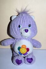"""Estate=Stuffed Toy 9"""" tall Sunshine  Care Bear Great for Easter Basket LOOK"""