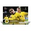 thumbnail 1 - 2021 TOPPS NOW UCL Jude Bellingham #65 BVB Dortmund RC Rookie w/ Erling Haaland!