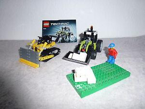 Lego Technik 8260 Bagger Figur legoplatten+OBA *Rarität* uvm - Deutschland - Lego Technik 8260 Bagger Figur legoplatten+OBA *Rarität* uvm - Deutschland
