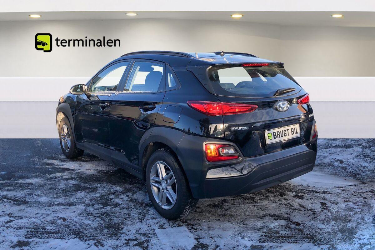 Hyundai Kona T-GDi Trend