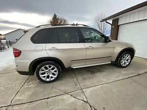 2012 BMW X5 35D WITH X DRIVE