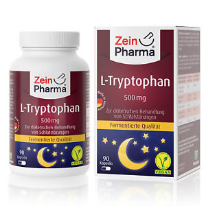 L-Tryptophan-500mg-90-Kapseln-80-Natuerliches-Tryptophan