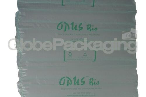 50 X WIDE gonfiati biodegradabile AIR Guanciali Cuscini vuoto LOOSE riempimento 400x50mm