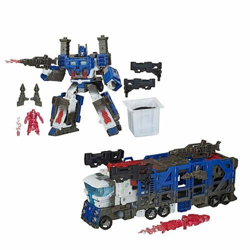 Transformers Generations Netflix guerre pour Cybertron trilogie spoiler Ultra Magnus