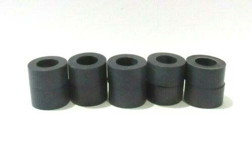 AFX SLOT CAR HO 5 PAIR SILICONE TIRES FITS PEACE TANK ROARIN/' ROLLS /& DRAGSTER