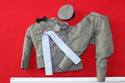Modèles DRAGON échelle 1//6TH WW2 allemand AUTUMN Camo Panzer Overalls Philipp WAGNER