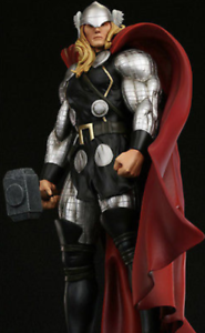 THOR-MODERN-MUSEUM-STATUE-BY-BOWEN-DESIGNS-FACTORY-SEALED-MIB