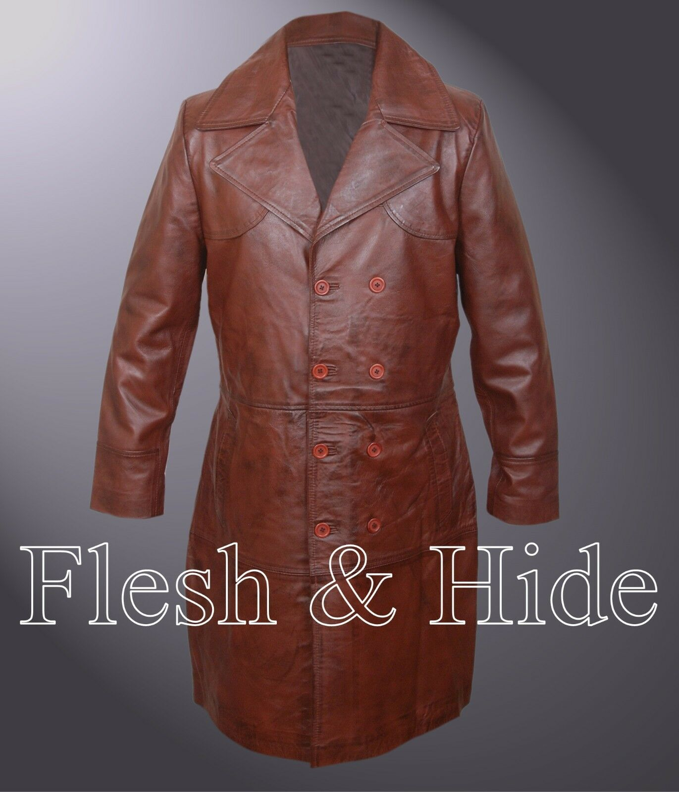 Will Smith Suicide Squad Deadshot Long Coat
