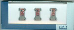Rietze-70303-Distributeur-Automatique-de-Titres-Transport-Allemand-Rechsbahn