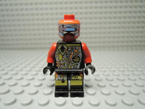 Lego Mini Figur Space Ufo Droid rot sp044  Set 6836 6902 6915 6979