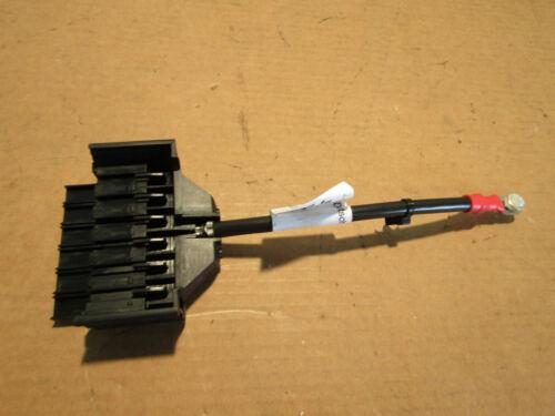 Batteriekabel positiv Vectra B ORIGINAL OPEL 6238801