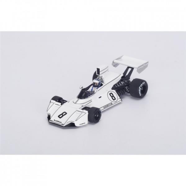 calidad garantizada Spark Model Brabham BT44  8 Rikky von 1 1 1 43 S4786  edición limitada en caliente