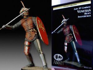 o-Figurino-AMATI-120-mm-Fante-pesante-Veneziano-XV-secolo