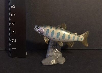RARE Kaiyodo Yujin Japan Only Conger Eel Fish Figure