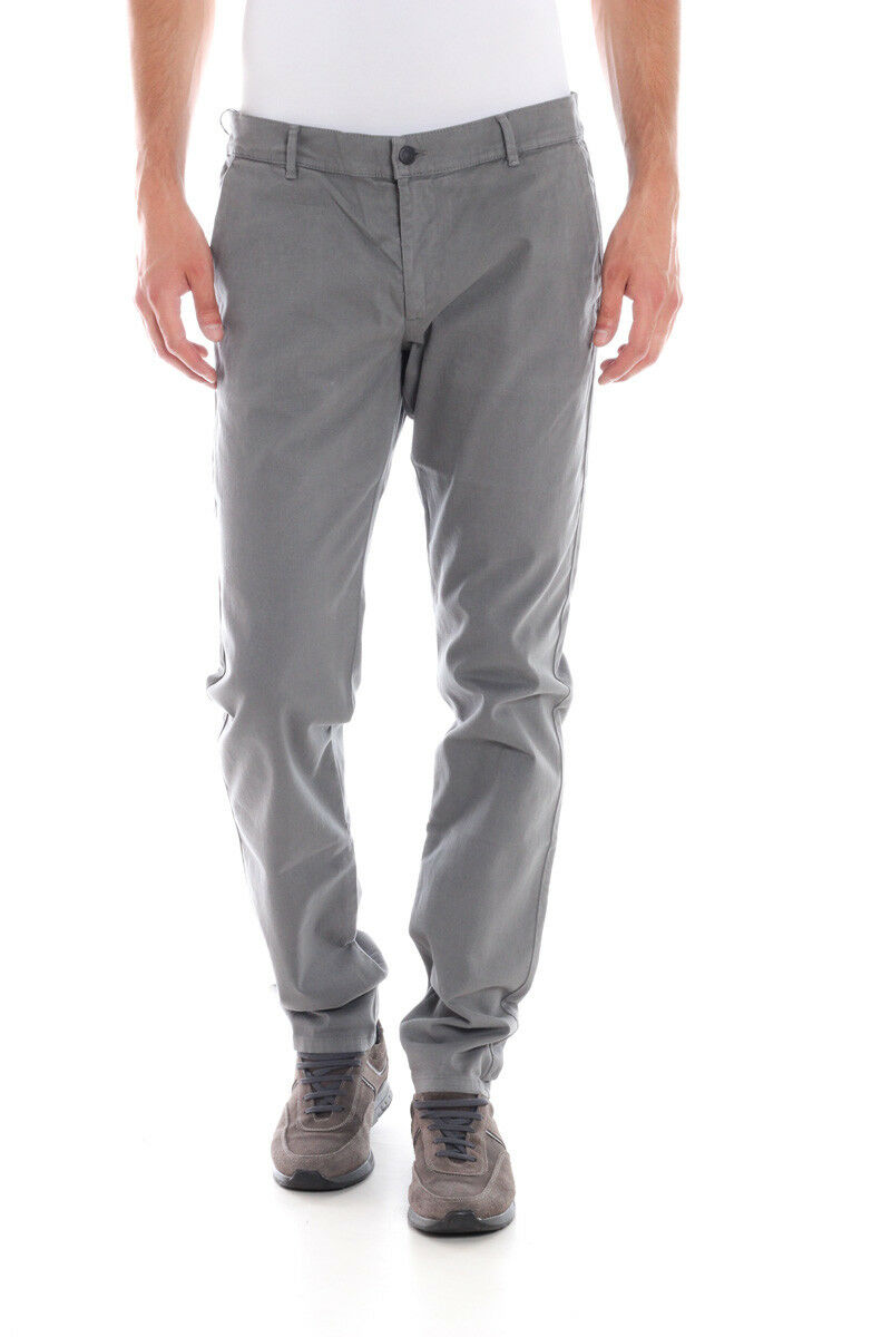 Pantaloni Daniele Alessandrini Jeans Trouser men grey PJ5386L1003506 11