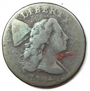 1794-Liberty-Cap-Large-Cent-1C-Coin-Fine-Details-Corrosion-Rare