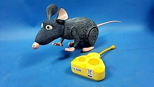 RARE-Disney-Store-Pixar-Ratatouille-Controle-Radio-grand-a-distance-Rat-Cheese