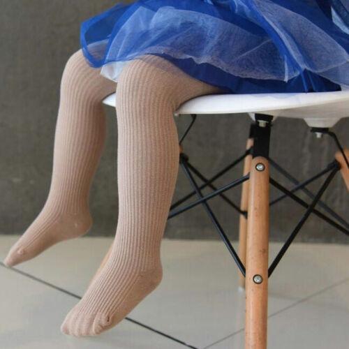 Baby Kids Girls Cotton Warm Tights Soft Elastic Pantyhose Ballet Dance Pants
