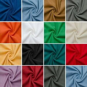 Stoff Färben fleece 95 x 150 cm in verschiedenen farben meterware stoff thermo