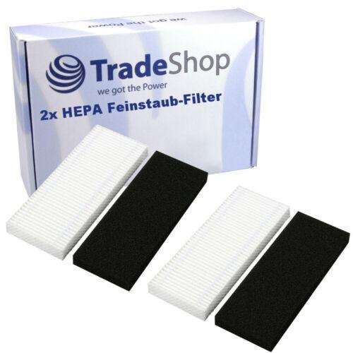 2x de haute qualité de rechange HEPA poussières fines-Filtre pour Ecovacs Deebot d68 d73 d77 d79