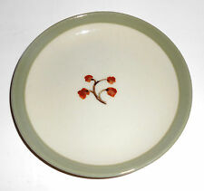 Winfield China Pottery Early Floral Bread Plate! MINT