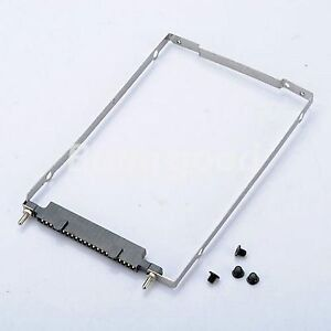 Hard Drive Caddy Connector /& Screws for HP NC6000 NC8000 NX5000 NW8000 Laptops