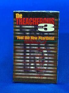 The Treacherous Three 3 – Feel The NEW Heartbeat Cassette Tape Single Hip Hop