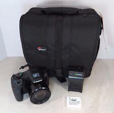 Canon PowerShot SX530 HS 16MP 50x Optical Zoom Digital Camera