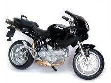 Maisto 1:18 - Motorbike - Ducati Multistrada 1000DS - Black
