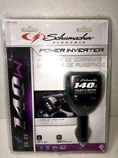 Schumacher PI-140 140 Watt Power Inverter