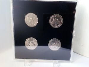 old coin display case