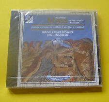 "CD NEU "" CHRISTMAS MASS IN ROME "" GABRELLI PLAYERS & PAUL McCREESH - OVP"