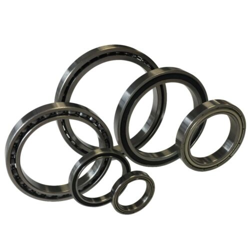 PACK OF 10 6800 SERIES 2RS C3 RUBBER SEALED THIN SECTION BEARING QUALITY BRANDED